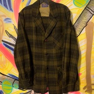 NWOT Pendleton Women/'s Water Resistant Wool Jacket Variety